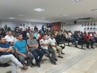 Audiência pública discute número de vereadores em Linhares