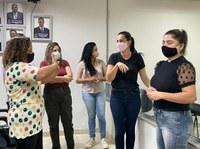 Câmara de Linhares conta com intérpretes de Libras