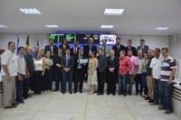 Câmara de Linhares homenageia os 20 anos da IEBL