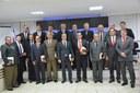 Câmara de Linhares homenageia os 40 anos da igreja Maranata em Sessão Solene