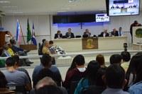Câmara de Linhares sedia audiência pública com o tema segurança pública