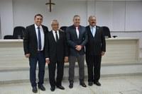Câmara elege Mesa Diretora e Comissões para novo mandato