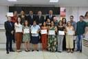 Câmara homenageia Enfermeiros e Assistentes Sociais