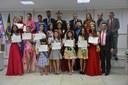 Câmara realiza Sessão Solene em reconhecimento aos artistas de Linhares