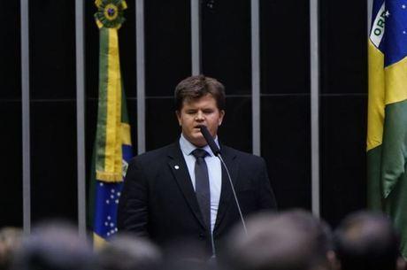 Câmara recebe deputado federal linharense Felipe Rigoni na próxima Sessão Ordinária