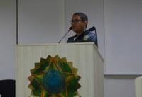 Comandante do 12º Batalhão de Linhares usa Tribuna Livre durante Sessão
