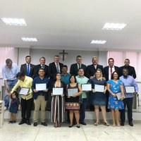 Conselheiros Tutelares recebem homenagem dos vereadores