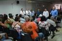 Vereadores intermediam reunião para regularização dos ambulantes no município