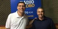 Em entrevista à Rádio Globo Ricardinho fala dos desafios encontrados na Câmara