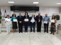 Hospital Rio Doce é homenageado em Sessão Solene