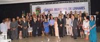 Mais de 30 pessoas são homenageadas com o título de Cidadão Linharense e comenda Caboclo Bernardo