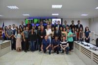 Noite de comemoração para os efetivos da Câmara Municipal de Linhares