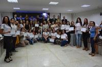 Noite de homenagens na Câmara Municipal de Linhares
