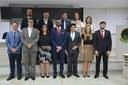 Procuradores e membros do Consel recebem homenagens em Sessão Solene