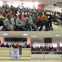 Programa de capacitação dos membros do Poder Legislativo Municipal tem aula inaugural na Câmara Municipal de Linhares