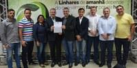 """Projeto """"Adote uma praça"""" é destaque durante o lançamento da Semana de Meio Ambiente de Linhares"""
