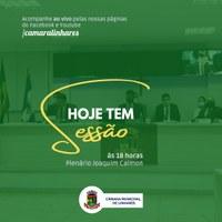 Risco médio: Sessão Ordinária reabre ao público com acesso limitado