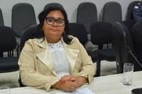 Rosinha Guerreira reassume cargo de vereadora