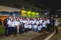 Sessão Solene celebra o Jubileu de Ouro da primeira escola do Interlagos