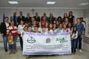 Sessão solene homenageia alunos da Escola Estadual de Ensino Fundamental e médio de Baixo Quartel