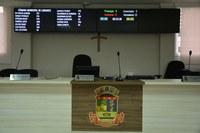 Sessões Ordinárias da Câmara recomeçam na próxima segunda-feira