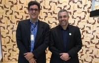 Presidente da Câmara visita Interlegis em Brasília