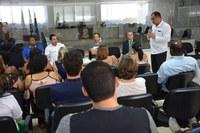 Vereador convoca reunião com profissionais de enfermagem