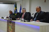 Vereadores aprovam cinco projetos em Sessão Ordinária