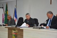 Vereadores aprovam projetos encaminhados pelo executivo