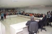 Vereadores definem Comissões durante Sessão especial