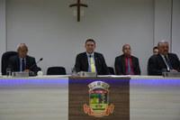 Vereadores realizam 22ª Sessão Ordinária na Câmara de Linhares
