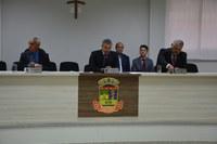 Vereadores se reúnem em Sessão Solene