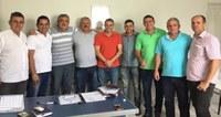 Vereadores visitam Secretaria de Ação Social
